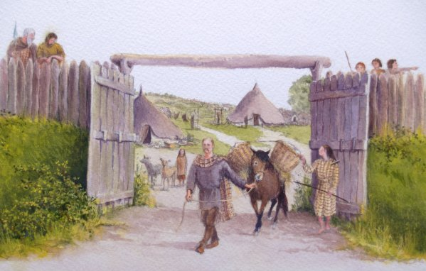 hambledon iron age