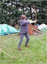 novice archer